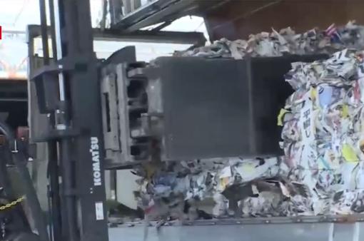 Lệnh cấm của Trung Quốc thúc đẩy ngành công nghiệp tái chế
