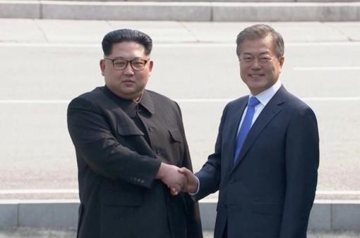 Những bước chân lịch sử từ cuộc gặp thượng đỉnh liên Triều