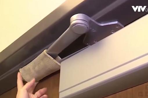 Giáo viên Mỹ phát minh thiết bị chặn cửa, ngăn kẻ tấn công lớp học