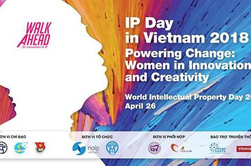 IP Day 2018 sẽ tạo hiệu ứng sâu rộng về đổi mới sáng tạo và sở hữu trí tuệ