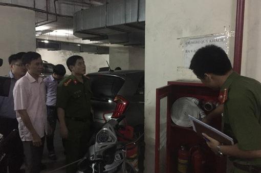 Hà Nội: Vẫn tồn tại 49 chung cư cao tầng vi phạm PCCC