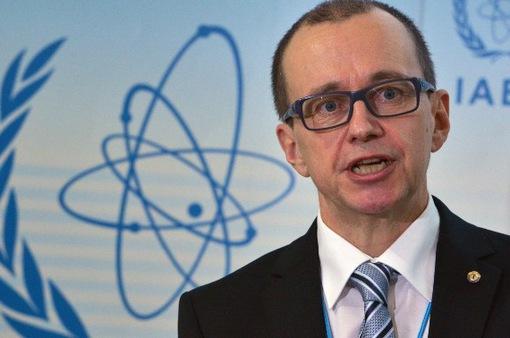 Trưởng đoàn thanh sát viên của IAEA từ chức
