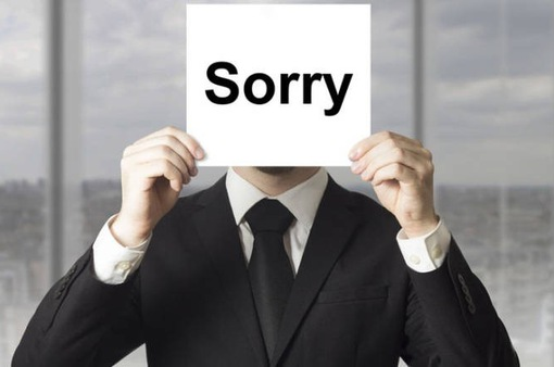 Nghệ thuật xin lỗi của các tập đoàn