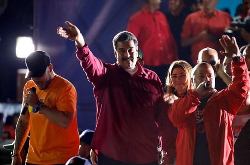 Ông Maduro tái đắc cử Tổng thống Venezuela