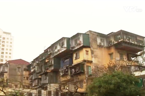 Vướng mắc trong cải tạo, di dời chung cư cũ: Gỡ mãi chưa xong!
