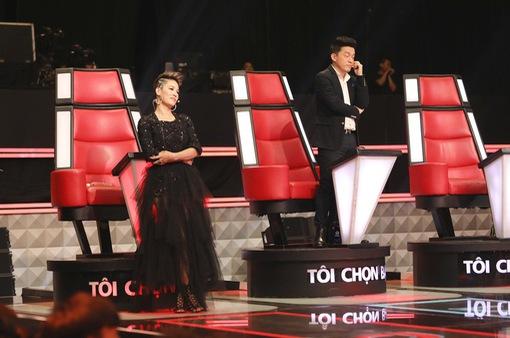 """Giọng hát Việt 2018: Lam Trường hy sinh tình bạn 20 năm với Thu Phương vẫn """"bại trận"""" trước Noo Phước Thịnh"""