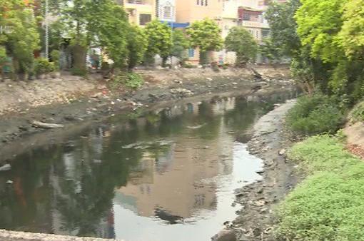 """Hải Phòng: Hàng trăm hộ dân phải """"sống mòn"""" vì dòng kênh bị ô nhiễm"""