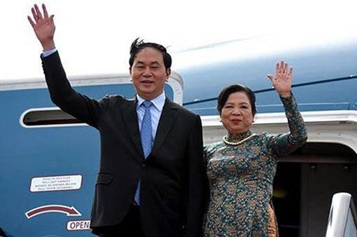 Chủ tịch nước và phu nhân sẽ thăm cấp Nhà nước tới Nhật Bản