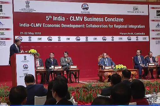 Ấn Độ thúc đẩy hợp tác với các nước CLMV