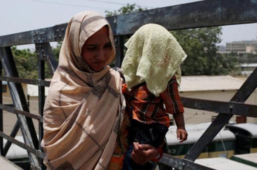 Ít nhất 65 người thiệt mạng do nắng nóng kéo dài tại Pakistan