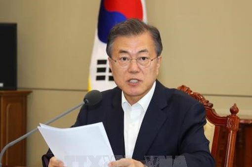 Hàn Quốc xúc tiến thỏa thuận hạt nhân Mỹ - Triều Tiên