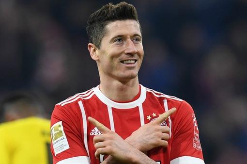 Lewandowski không phủ nhận chuyện rời Bayern, phó mặc cho người đại diện lo liệu