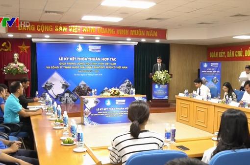 Suntory PepsiCo Việt Nam tiếp tục đồng hành cùng thanh niên, sinh viên cả nước