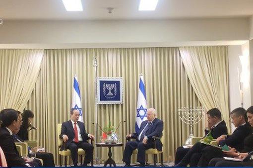 TP.HCM đề nghị Israel hỗ trợ xây dựng đô thị thông minh