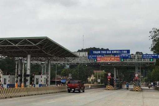 Bắt đầu áp dụng thu giá trên cao tốc Bắc Giang - Lạng Sơn