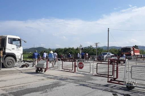 Tạm giam 3 tháng hai nhân viên gác barie trong vụ lật tàu tại Thanh Hóa