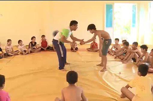 Về thăm sới vật Tân Yên (Bắc Giang)
