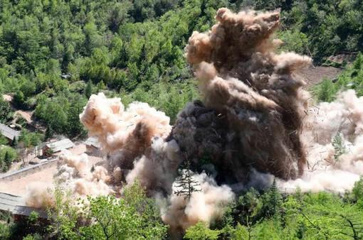 Triều Tiên hoàn tất dỡ bỏ bãi thử hạt nhân
