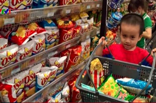 Người Việt chi hàng nghìn tỷ đồng cho Snack mỗi năm