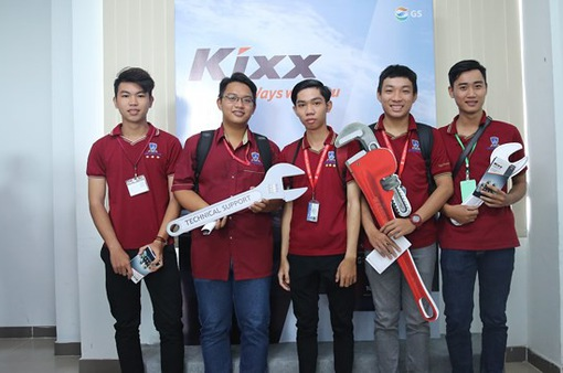 Ngày hội Thợ máy Việt tài năng
