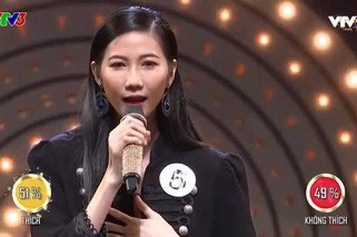 Người mẫu Cao Ngân hụt hơi hát hit của Bích Phương