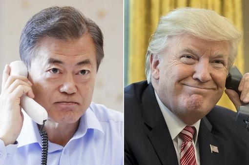 Hàn Quốc hoan nghênh nối lại đối thoại Mỹ - Triều Tiên
