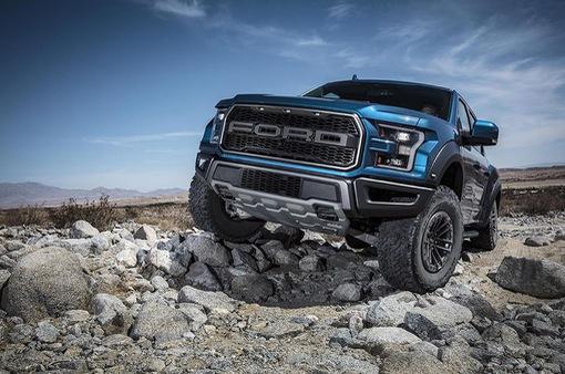 """""""Khủng long"""" bán tải Ford F-150 Raptor 2019 có gì """"chất""""?"""