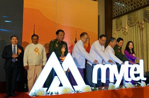 Viettel khai trương mạng di động tại Myanmar vào ngày 9/6