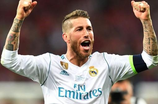 """UEFA ra phán quyết cuối cùng về """"hung thần"""" Sergio Ramos"""