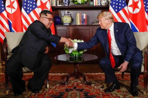 Hội nghị thượng đỉnh Mỹ - Triều: Lát cắt đậm để phân chia quá khứ và tương lai Triều Tiên