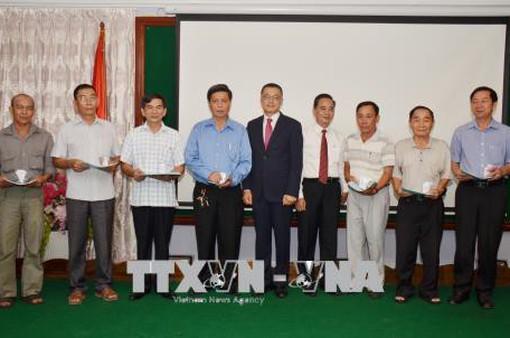 Hội Khmer – Việt Nam tại Campuchia được đăng ký vào danh sách hội của Bộ Nội vụ Campuchia