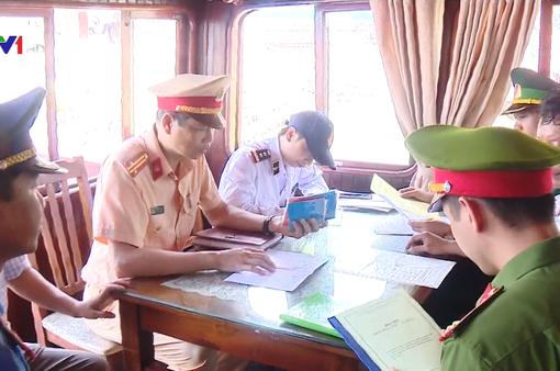 Hải Phòng siết chặt quản lý hoạt động tàu du lịch