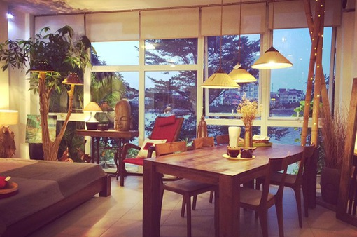 Nét Việt trong nội thất thiết kế hiện đại kiểu Âu