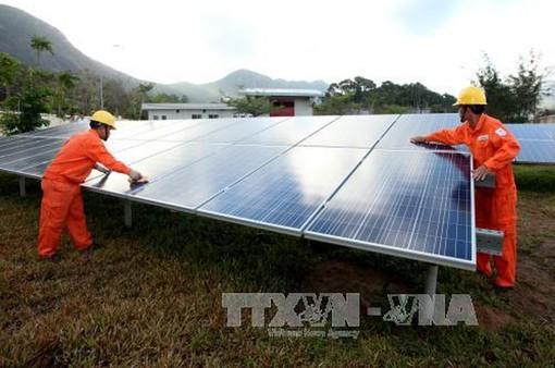 Nhiều tiềm năng phát triển điện mặt trời tại Tây Ninh