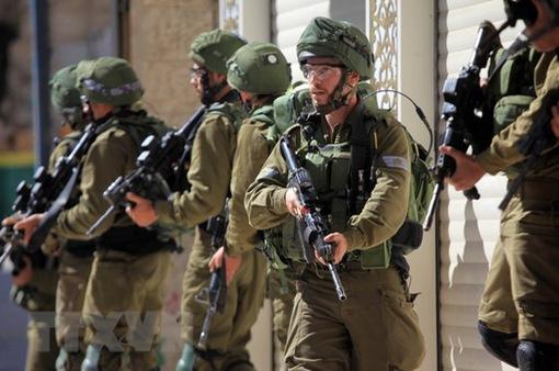 Israel bắt giữ hàng chục đối tượng âm mưu tấn công khủng bố