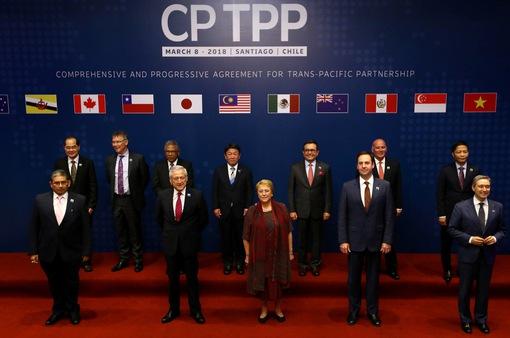 Thêm quốc gia đề nghị gia nhập CPTPP