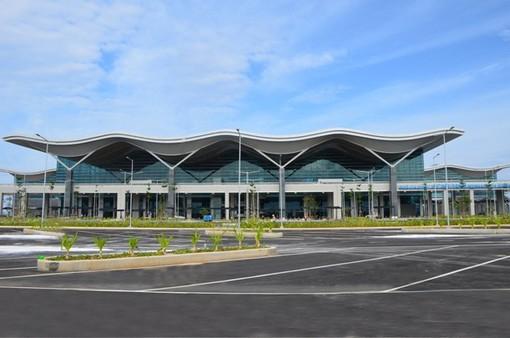 Nhà ga sân bay hình tổ yến tại Khánh Hòa sắp đi vào hoạt động