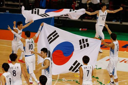 Hai miền Triều Tiên cùng tham gia ASIAD