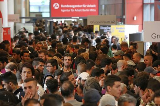 Mâu thuẫn trong nội bộ nước Đức về vấn đề tị nạn