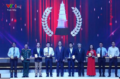 Đài THVN xuất sắc đoạt hai giải A tại Lễ trao giải Báo chí quốc gia năm 2017