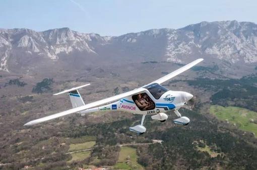 Na Uy thử nghiệm máy bay điện