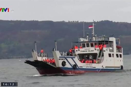 Tổng thống Indonesia yêu cầu siết chặt giao thông đường thủy
