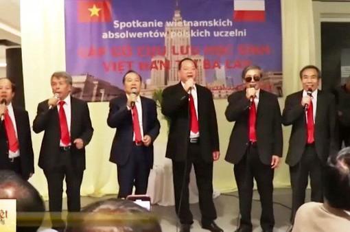 Gặp mặt những người Việt Nam được đào tạo tại Ba Lan