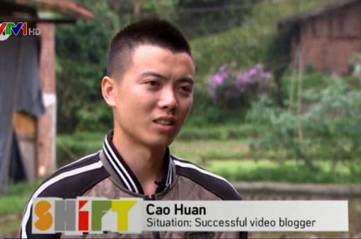 Nông dân Trung Quốc đổi đời nhờ đưa video về cuộc sống nông thôn trên YouTube