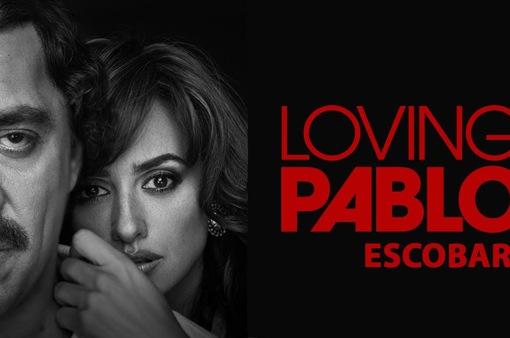 Chuyện tình của ông trùm Mafia khét tiếng Pablo Escobar lên phim