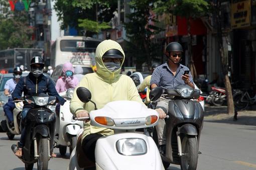 Ngày 22/6, diện nóng bao trùm khắp từ Thanh Hóa - Ninh Thuận