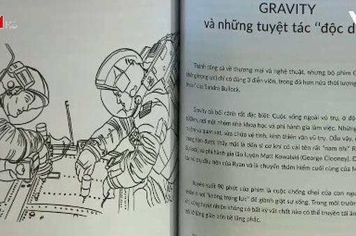 Cuốn sách nghệ thuật tương tác đầu tiên tại Việt Nam