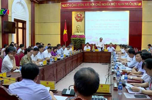 Bắc Ninh không đánh đổi môi trường lấy kinh tế