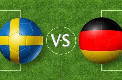 """TRỰC TIẾP Đức - Thụy Điển cùng """"Võ đoán"""" 2018 FIFA World Cup™"""