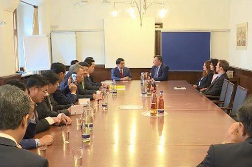 Hà Nội và Munich tăng cường hợp tác